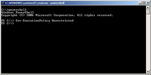 PowerShell Guidelines for ActiveXperts Network Monitor